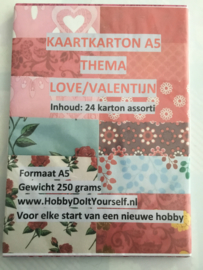 Decor Karton Love/Valentijn (24)
