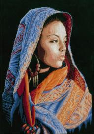 Culture - Afrikaanse Dame (aida)