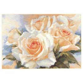 WHITE ROSES - ALISA
