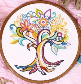 Tree of Life - Embroidery (Levensboom)