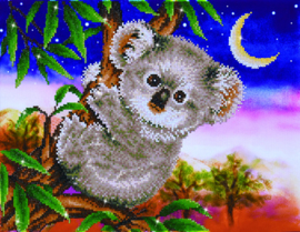 DIAMOND DOTZ KOALA SNACK - NEEDLEART WORLD