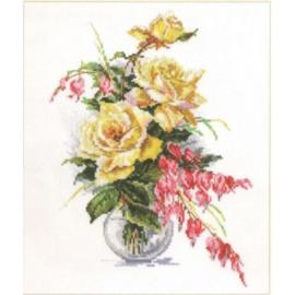 YELLOW ROSES - ALISA