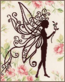 Romance - BLOEMENFEE SILHOUETTE - (AIDA) Lanarte