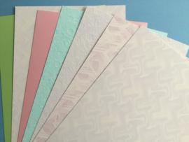 Set pastelpapier (7st)
