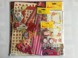 Scrapbook set Kinder