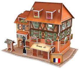 3D Puzzel FASHION SHOP FRANKRIJK
