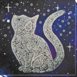 KRALEN BORDUURPAKKET STAR CAT - ABRIS ART