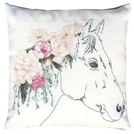 BORDUURPAKKET PILLOW HORSE - LUCA-S