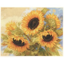 SUNFLOWERS DREAMS - ALISA