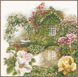 Home and Garden - Rozentuin