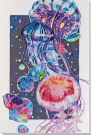 KRALEN BORDUURPAKKET NIGHT DANCE - ABRIS ART