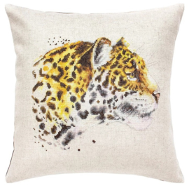 BORDUURPAKKET PILLOW LEOPARD - LUCA-S