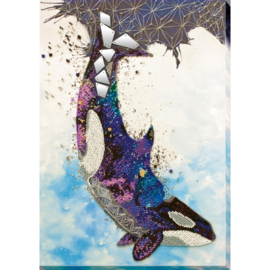 KRALEN BORDUURPAKKET FOURTH DIMENSION -  ABRIS ART