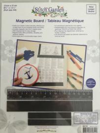 Magneet bord voor de Lowery Stand