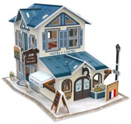 3D Puzzel HOTEL FRANKRIJK
