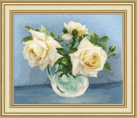 TEA ROSES  - GOLDEN FLEECE