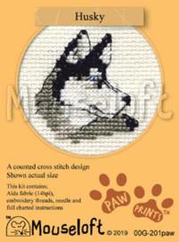 Borduurpakketje MOUSELOFT - Husky