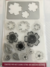Clear stamp + Cutting Die
