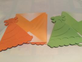 Feestmutskaarten met envelop (3)