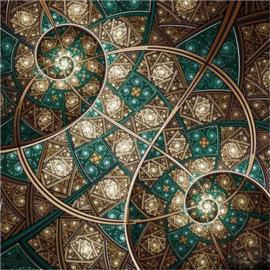 FRACTAL FLICKERING UNIVERSE - TELA ARTIS