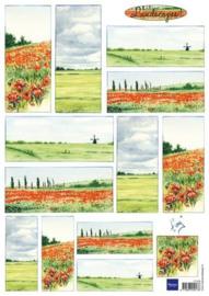 Marianne D 3D Knipvellen Tiny's Landscapes