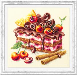 BORDUURPAKKET CHERRY CAKE - CHUDO IGLA