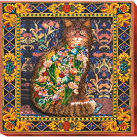 KRALEN BORDUURPAKKET THE TALE OF THE CAT - ABRIS ART