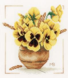 Marjolein Bastin - Gele Viooltjes