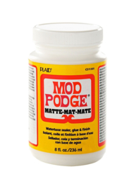 Mod Podge 236ml 8 oz. matt