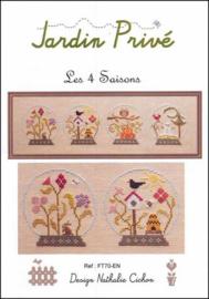 Les 4 Saisons - Jardin Prive  - 4 seizoenen
