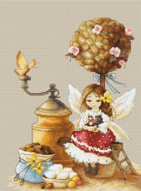FAIRY (COFFEE) (aida)