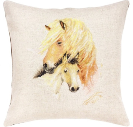 BORDUURPAKKET PILLOW HORSES - LUCA-S