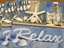 Servet relax (pakje 5)