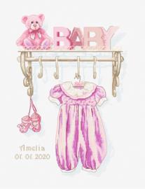 BABY GIRL BIRTH - LUCA-S