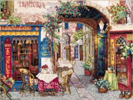 CITY: CAFE IN VERONA