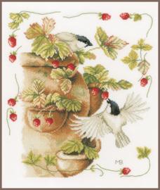 Marjolein Bastin - Aardbeien en Vogels