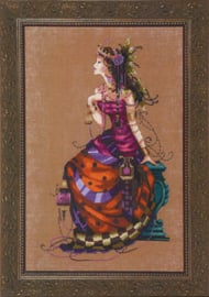 MATERIAALPAKKET THE GYPSY QUEEN - MIRABILIA DESIGNS