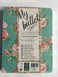 Blauwe Bullet Journaal