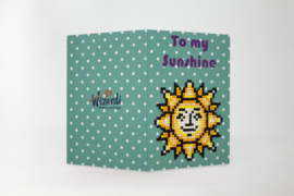 TO MY SUNSHINE WC0295