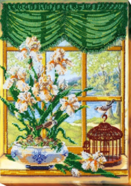 KRALEN BORDUURPAKKET OUTSIDE THE SPRING - ABRIS ART