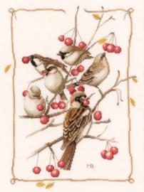 Marjolein Bastin - Huismusjes met Rode Besjes