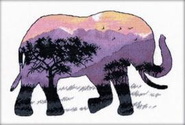 ANIMAL WORLD: ELEPHANT S1049 - OVEN