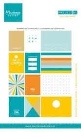 Papierset Marianna Design - Project NL - Zomer