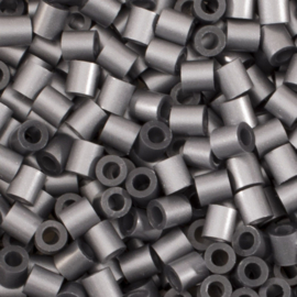 Strijkkralen 1100pcs Zilver - Vaessen Creative 031