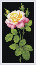DIAMOND MOSAIC WONDERFUL ROSE - RIOLIS