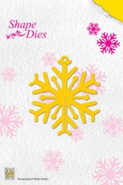 Nellie Snellen Shape Die Snowflake SD006