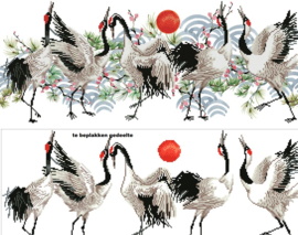 DIAMOND DOTZ BROLGA DANCE - NEEDLEART WORLD