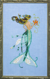 MATERIAALPAKKET PETITE MERMAID COLLECTION - MAI SOLI - MIRABILIA DESIGNS