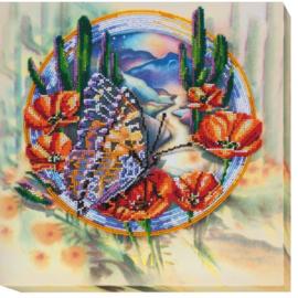 KRALEN BORDUURPAKKET AQUAREL FROM SUMMER 2 - ABRIS ART
