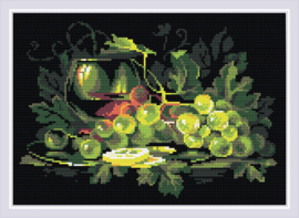 DIAMOND MOSAIC STILL LIFE WITH LEMON - RIOLIS